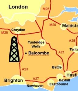 london balcombe map