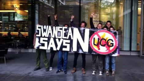 ucg protest