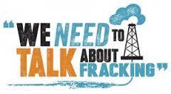talk fracking