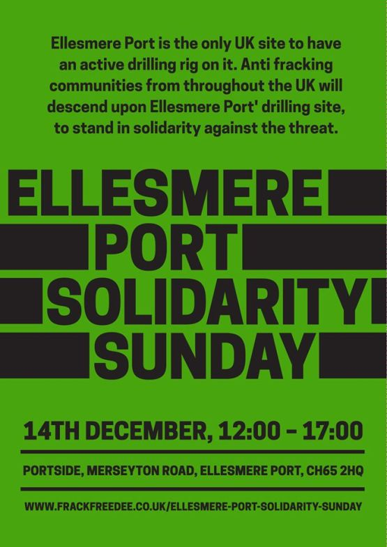 solidarity sundayt ellesmere port