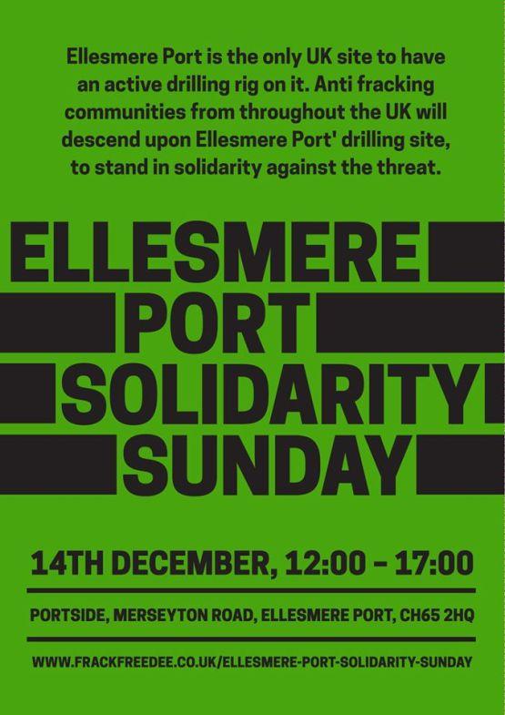 solidarity sundayt ellesmere port