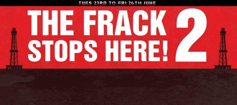the frack stops here